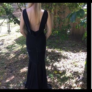 Jiki Monte Carlo French Creations gown